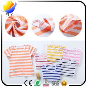 Customizable Children Cotton Pure Color T-Shirt pictures & photos