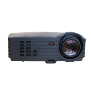 LED Portable Multi-Media Video Projector Support HD 1080P HDMI USB pictures & photos