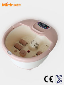 Auto Massage Foot SPA Machine with OEM Service mm-01e pictures & photos