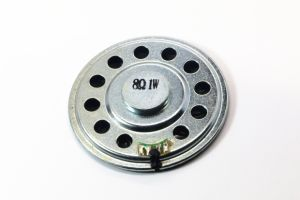 50mm 50ohm 0.5-1.5W Mylar Speaker with RoHS pictures & photos