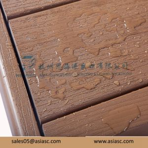 Extruded PVC Flooring Building Material for Outside Decking pictures & photos