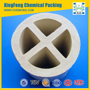 Ceramic Cross Partition Ring Tower Packing pictures & photos