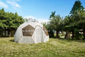 Outdoor Wicker Football Tent with Automatic Control pictures & photos