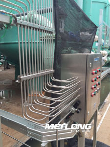 Alloy 2205 Duplex Stainless Steel Downhole Hydraulic Control Line Coiled Tubing pictures & photos