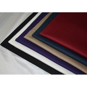 100% Cotton Plain Dyed Woven Fabric for Shirt pictures & photos