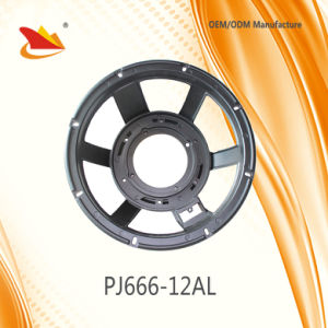 12inch Pressure Die Cast for Customised Aluminium Subwoofer Parts-PA Speaker Frame pictures & photos