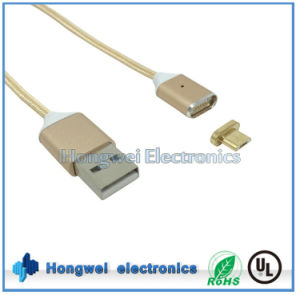 Mobile Phone Accessories Charging Date Magnetic Micro USB Cable
