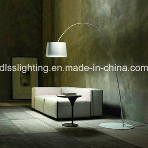 Modern Simple Big Aluminum Cover Standing Indoor Decoartion Floor Lamp pictures & photos