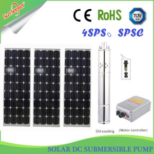 Made in China Submersible Solar Pump (screw series) pictures & photos