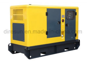 100kw/125kVA Cummins Engine Electric Silent Diesel Generator with Ce/Soncap/CIQ Certifications pictures & photos