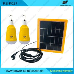 Portable AC DC Energy Saving LED Solar Light pictures & photos