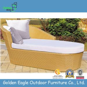 Leisure Design PE Rattan and Aluminum Sofa Outdoor Furniture