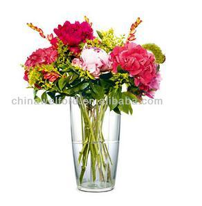 Hot Selling Novelty Double-Sided Plastic Vase pictures & photos