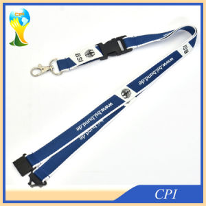 Eco Friendly Screen Printing Lanyard for Workers pictures & photos