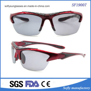 UV400 Protective Sports Eyewear Cycling Glasses for Women pictures & photos