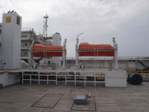 Solas, 4.90m Fire-Proof Free Fall Lifeboat for Sale pictures & photos