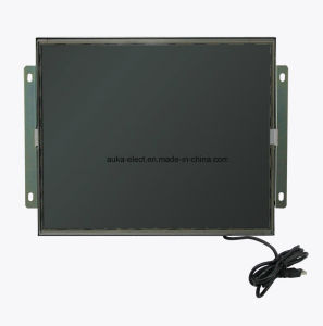 "10.4"" Open Frame Industrial LCD Monitor with 4-Wire Resistive Touch pictures & photos"