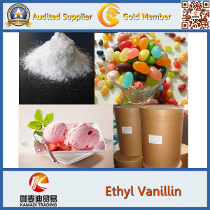 High Purity 98% Ethyl Vanillin pictures & photos