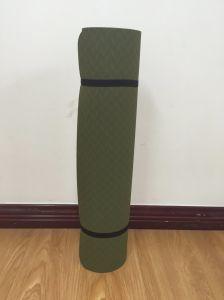 Chloride-Free Custom TPE Yoga Mat Cloth Yoga Mat pictures & photos