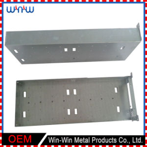 Welding Structure Metal Control Box Channel Steel Frame pictures & photos