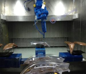 Turnkey Project of Robot Automatic Spray Painting Line for Car Spare Parts pictures & photos