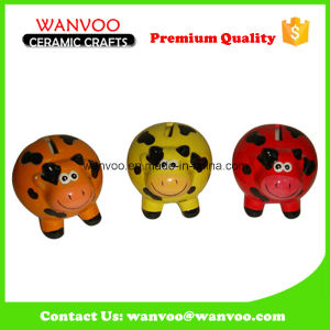 Ceramic Animal Children Coin Toy for Saving Bank pictures & photos