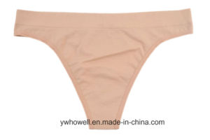 Women′s Intimates Briefs Tangas Ladies Panties Thongs pictures & photos