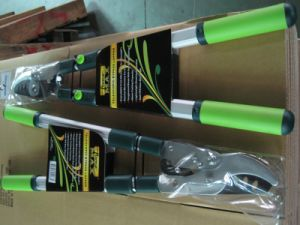 Garden Lopping Shears PTFE Coated Power Saving Telescopic Bypass Lopper pictures & photos