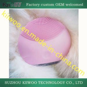 Silicone Facial Cleanser Massage Washing Brush pictures & photos