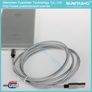 China Source Fast Charging USB to Lightning Cable pictures & photos