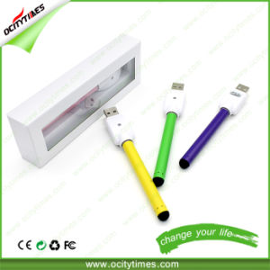 Ocitytimes Electronic Cigarette 510 Cbd Oil Touch Vaporizer Battery pictures & photos