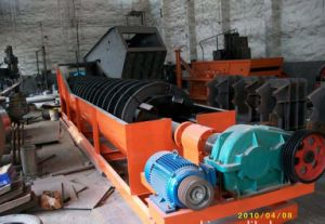 Spiral Sand Washer with AC Motor pictures & photos