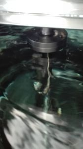 GMP Standard Stainless Steel Agitator Tank pictures & photos