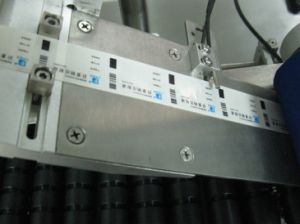 Carton Sealing Labeling System (two Sides) pictures & photos