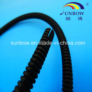 Split Corrugated Wire Loom Tubing pictures & photos