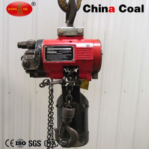 Hsz Type Manual Chain Block Hoists pictures & photos