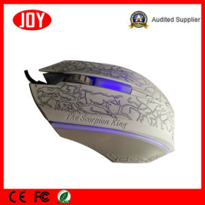Computer Accessory Mini Wired 3D Optical Mouse pictures & photos