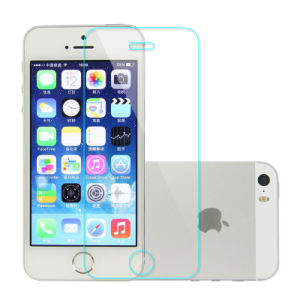 Clear Screen Protector Film for iPhone Se, 0.33mm, 2.5D, 9h