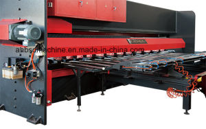 Good Vee Grooving Vee Cut Machine pictures & photos