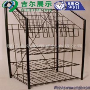 Supermarket Wire Rack for Display (GDS-09) pictures & photos