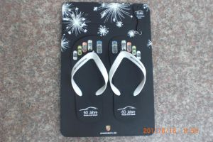 Ox Shape Board Flip Flop pictures & photos