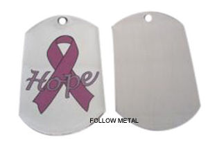 Customized Dog Tag with Printing Logo 3 pictures & photos