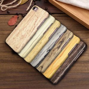 2017 Newest Arrival Phone Cover with Nice Wooden Pattern for iPhone 7plus Case, Factory Price for Mobile Phone Case pictures & photos