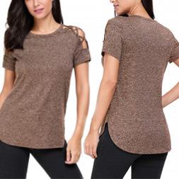 Fashion Women Leisure Casual Slim T-Shirt Clothes Blouse pictures & photos