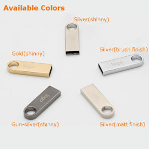 Popular Silvery Metal USB3.0 Flash Memory with Custom Logo (YT-3295-02) pictures & photos