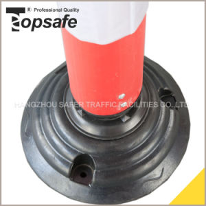 Traffic Safety Flexible PE Post with Ring (S-1406-80) pictures & photos