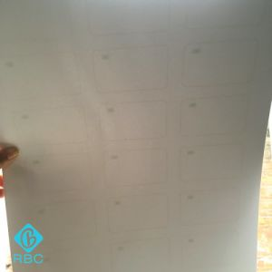 Custom Size PVC Sheet for RFID Card Inlay 4k Prelam pictures & photos