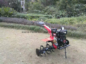 Diesel 178f 6HP Cultivator Ce pictures & photos