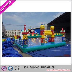 Newest Commercial Inflatable Fun City Inflatable Jumping Castle for Sale pictures & photos