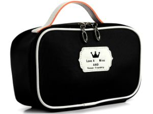 Women Promotion Nylon Makeup Cosmetic Bag pictures & photos
